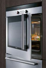 Mode d 39 emploi fours - Four encastrable gaggenau porte laterale ...